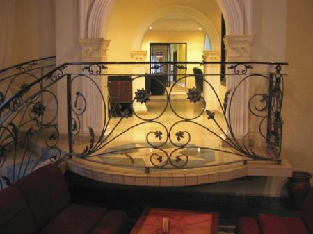 Interior view Hotel Vallee Des Princes