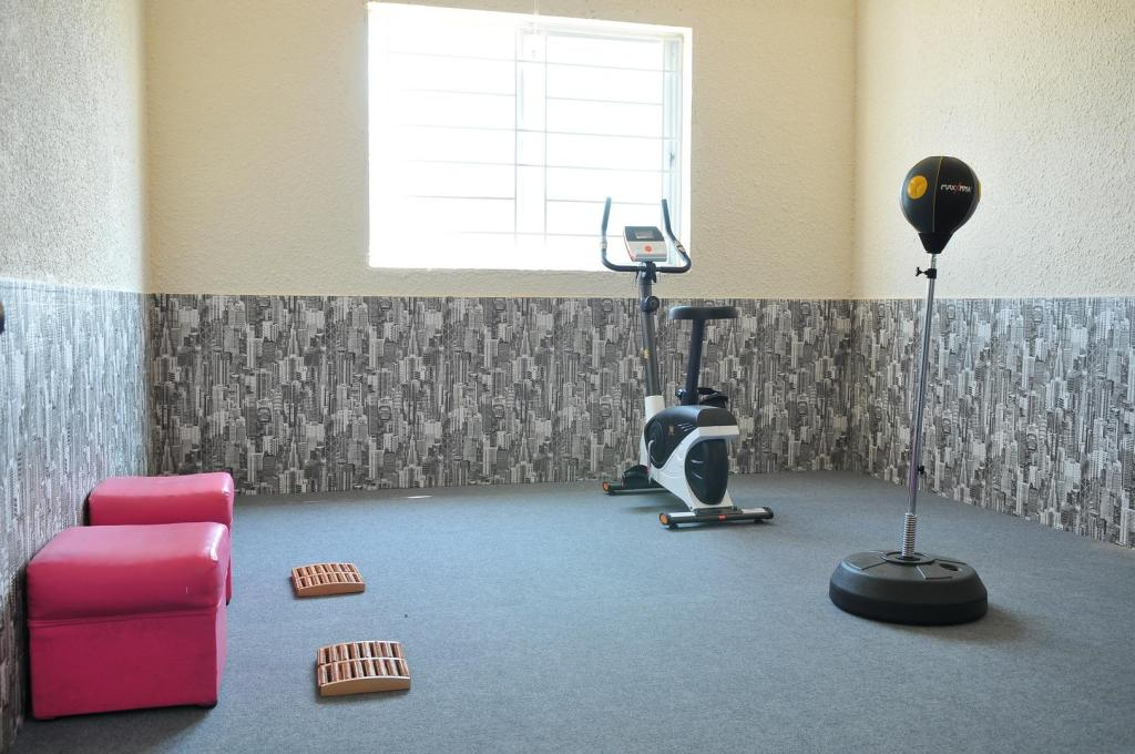 Fitness center Dragon Hostel
