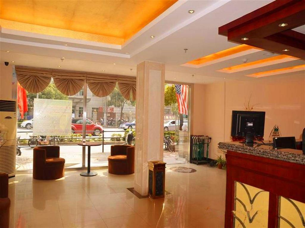 Meer over GreenTree Inn ShangHai JiangWan Town Metro Station ChangZhong Road Express Hotel