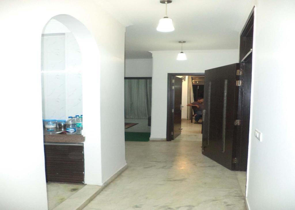 Vista Interior Jagnath B&B Hotel