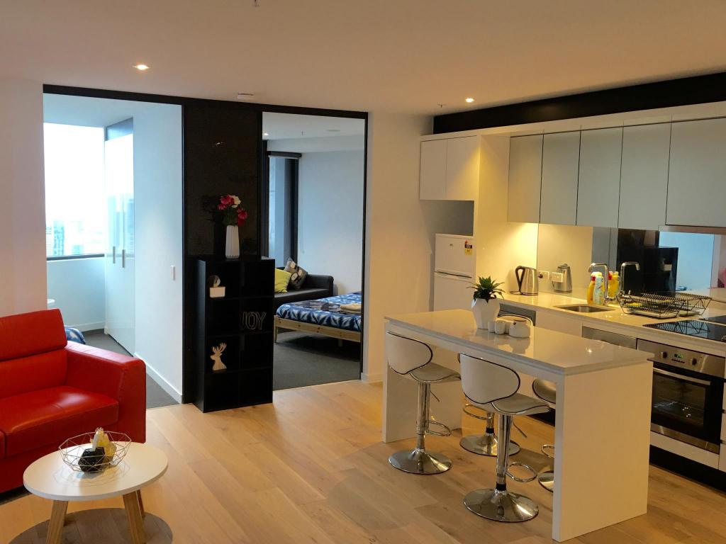 Best Price on Manhattan Apartment CBD in Melbourne + Reviews!