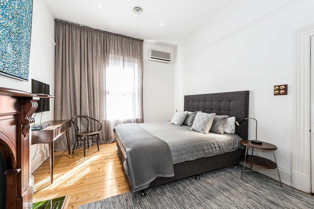 King 1 soverom - Gjesterom Waratah Stay - A Boutique Short Stay