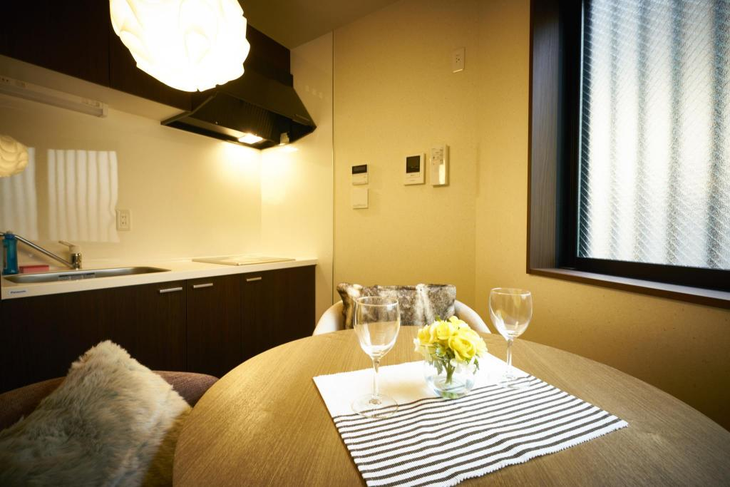 SK 2 Bedroom Apartment Life Kyoto