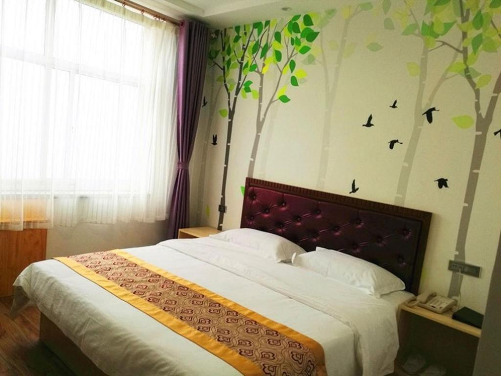 King Bed - Bed Shell Shijiazhuang Luancheng District Xinyuan Road Hotel
