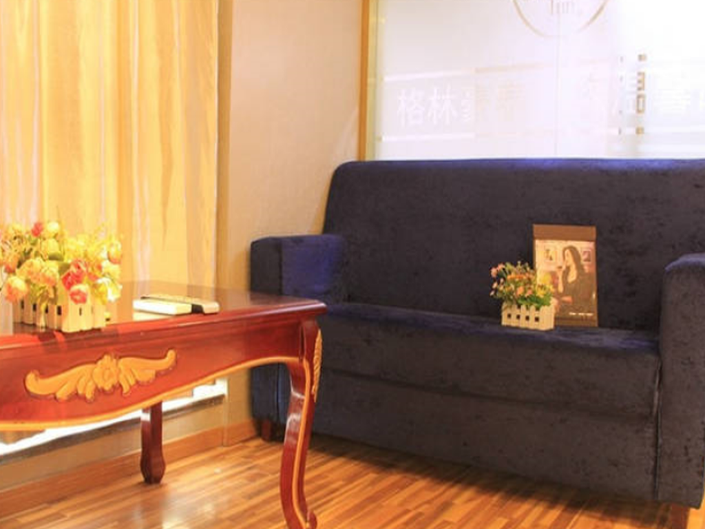 Αίθουσα υποδοχής GreenTree Inn Hefei Fanhua Avenue Juece Building Business Hotel