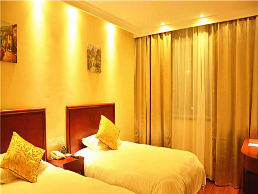 Δείτε 36 φωτογραφίες GreenTree Inn Yangzhou West Passenger Station Baixiang Road Express Hotel