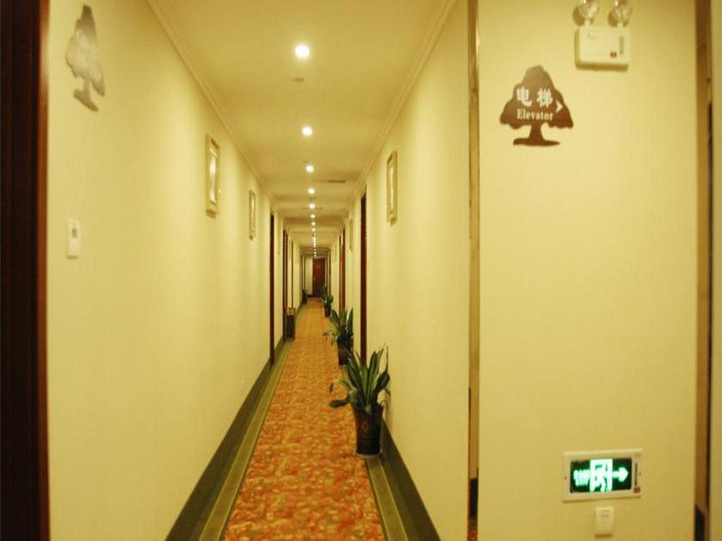 Interior view GreenTree Inn Ningde Gutian County Chengdong Street Business Hotel