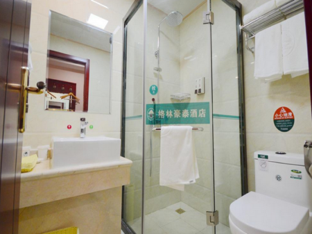 Баня GreenTree Inn HanDan DaMing Tianxiong Road Yuancheng Road Express Hotel