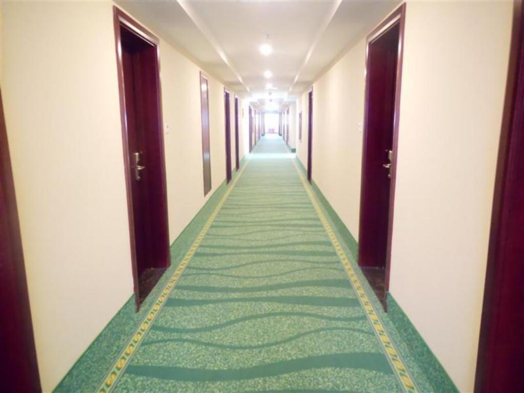 Interior view GreenTree Inn Nantong Haimen Sanchang North Wangjiang Road Business Hotel