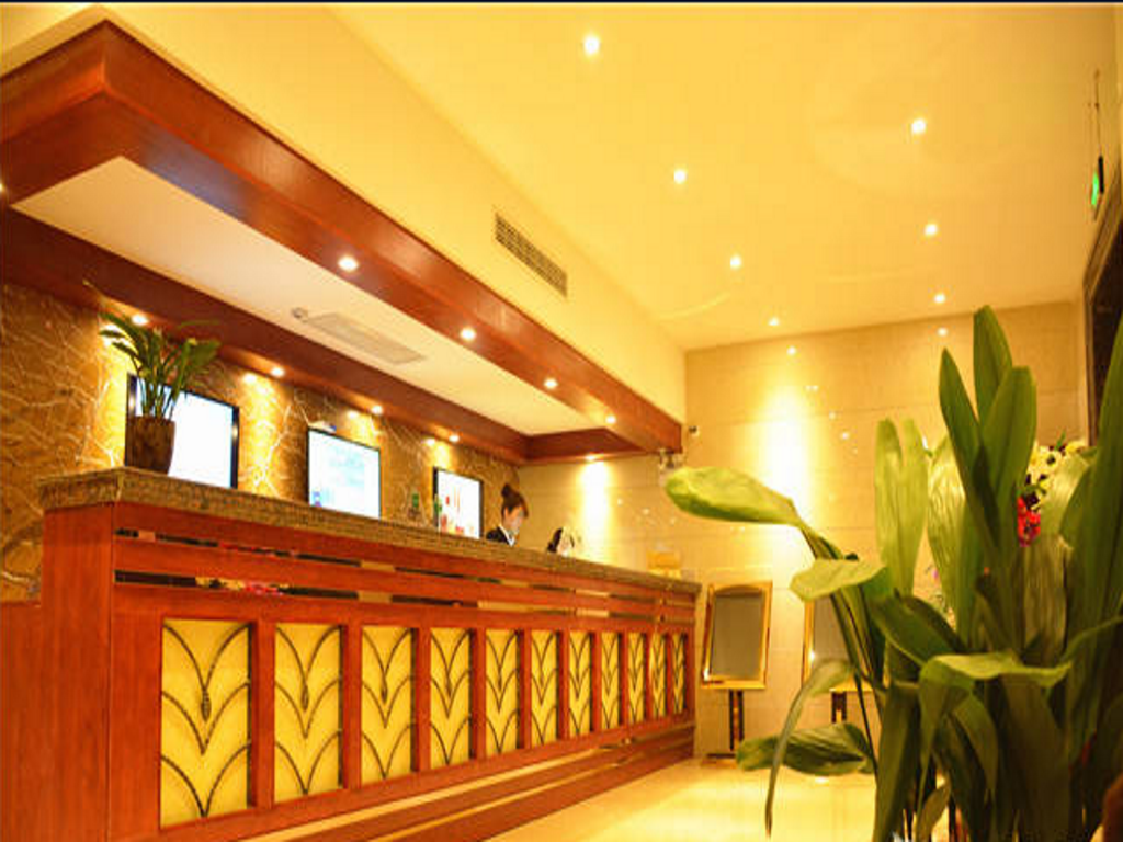 GreenTree Inn Nantong Haimen Sanchang North Wangjiang Road Business Hotel