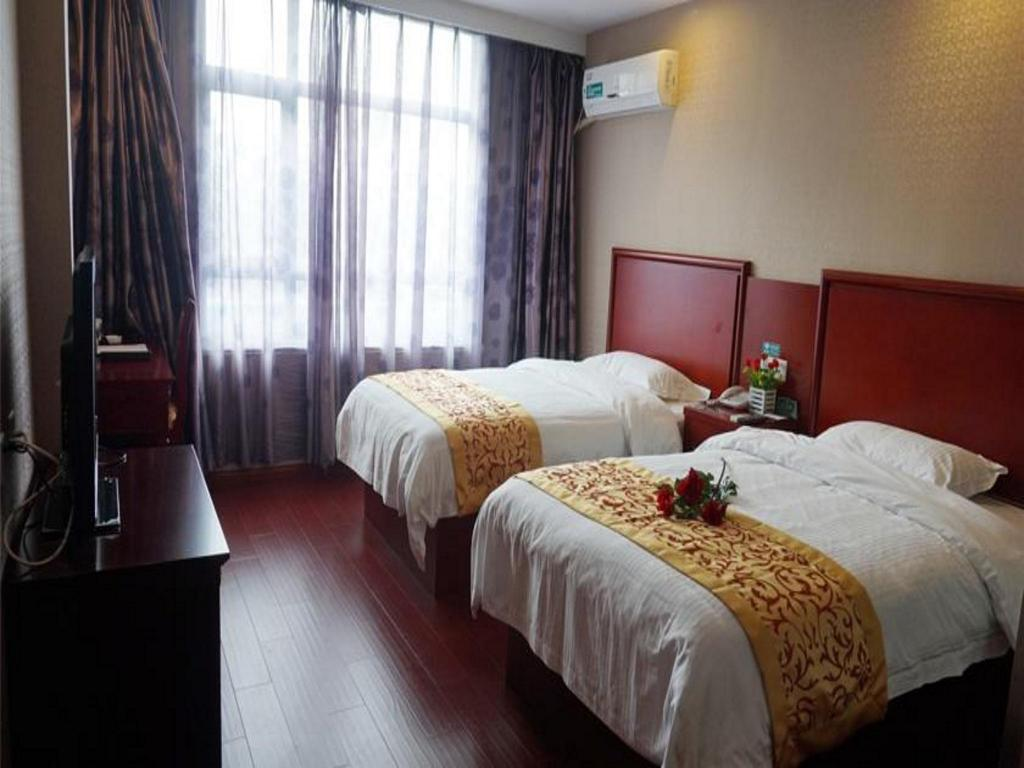 Ver todas as 8 fotos GreenTree Inn ZhuMaDian YiCheng Weisi Road  Business Road
