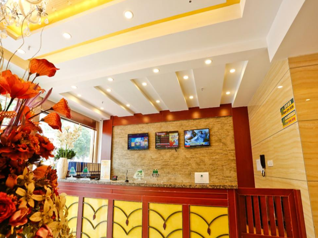 GreenTree Inn HuBei XiaoGan DaWu County C (GreenTree Inn XiaoGan DaWu County ChangZheng (N) Road Business Hotel )