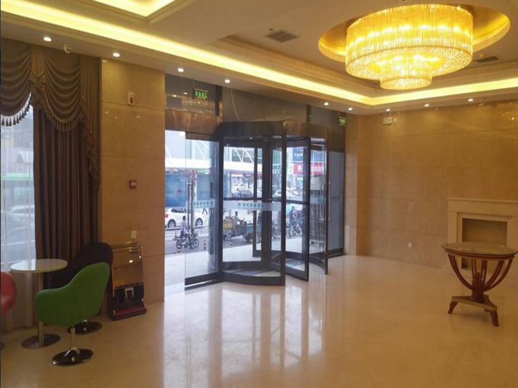 Lobby GreenTree Inn LangFang Bus Station Xinhua Road Business Hotel