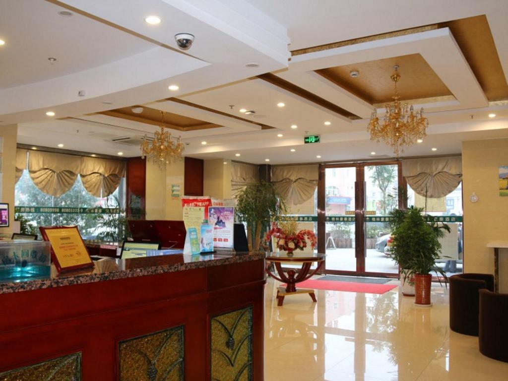 GreenTree Inn XuZhou JiaWang Government Express Hotel