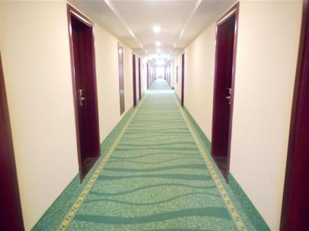 Hotellet indefra GreenTree Inn XuZhou JiaWang Government Express Hotel