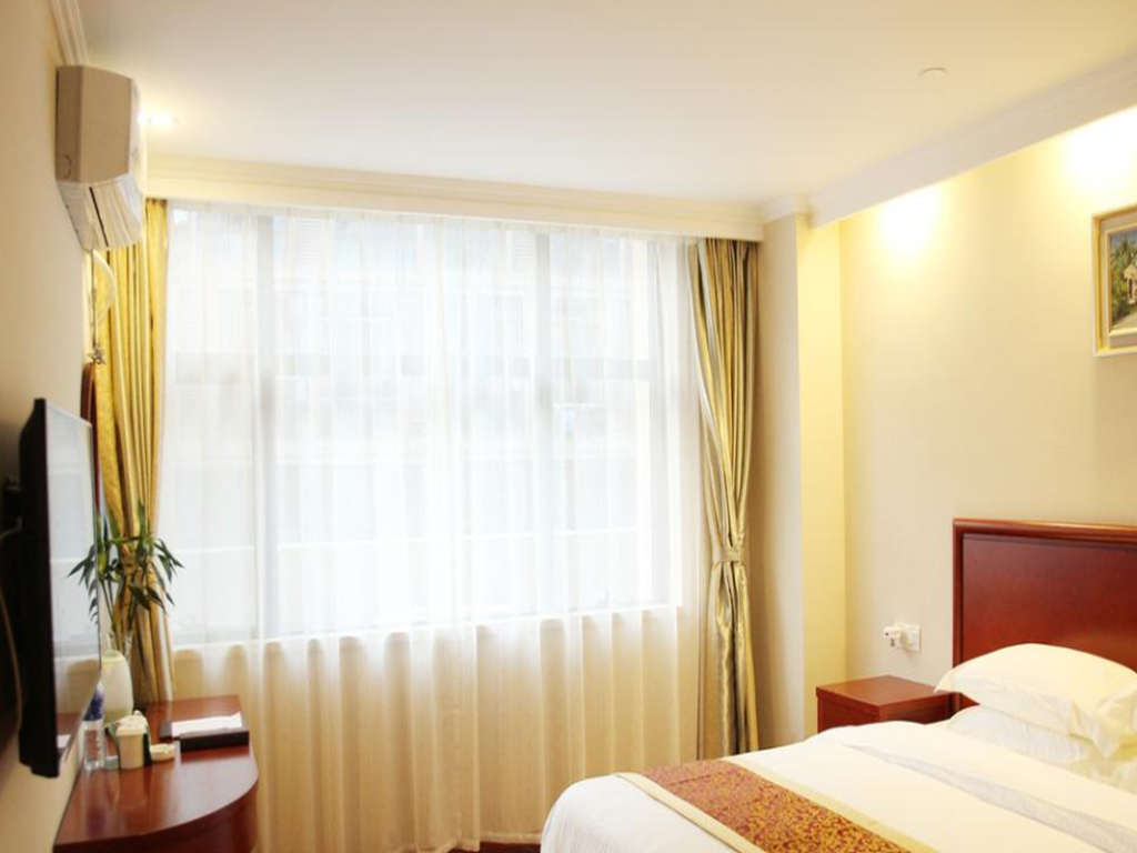 King Δωμάτιο - Δωμάτιο GreenTree Inn Wuhu Fangte North Changjiang Road Business Hotel
