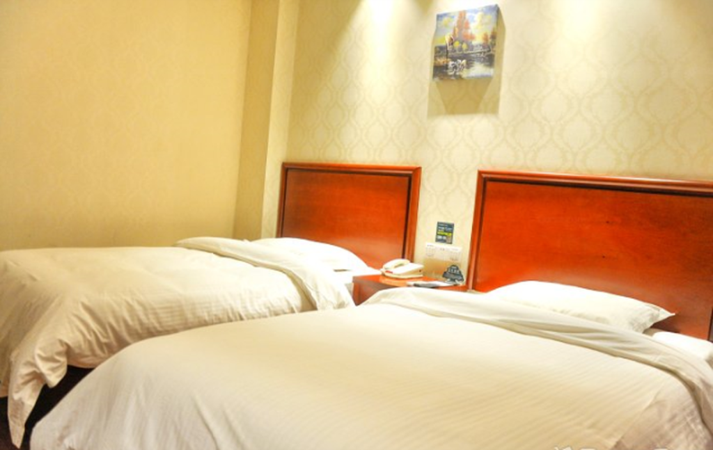 Standard - Cama GreenTree Inn TaiYuan JinCi Road No.1 Power Plant Express Hotel