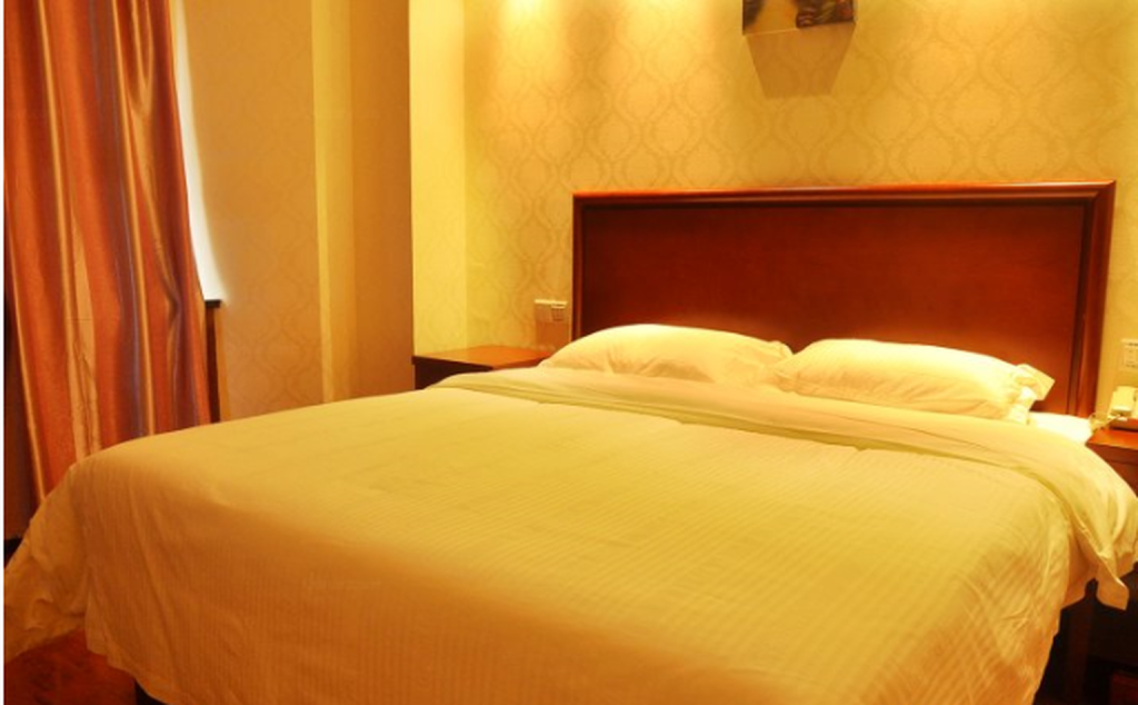 1 Queen Standard Queen com vista - Cama GreenTree Inn TaiYuan JinCi Road No.1 Power Plant Express Hotel