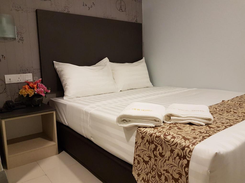Standard - 2 Persons Only - Bed City View Hotel At KLIA & KLIA2