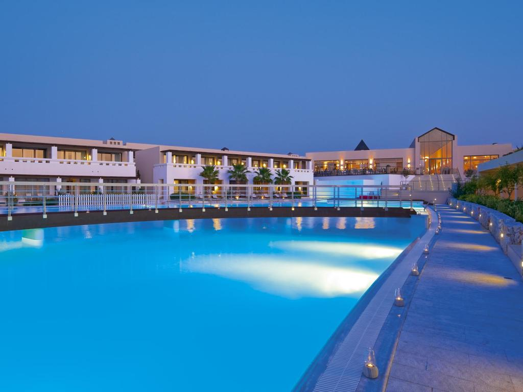 Swimming pool Giannoulis - Cavo Spada Luxury Sport and Leisure Resort and Spa