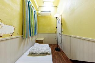 Kaohsiung Siziwan - Happy cape Single with Shared Bathroom