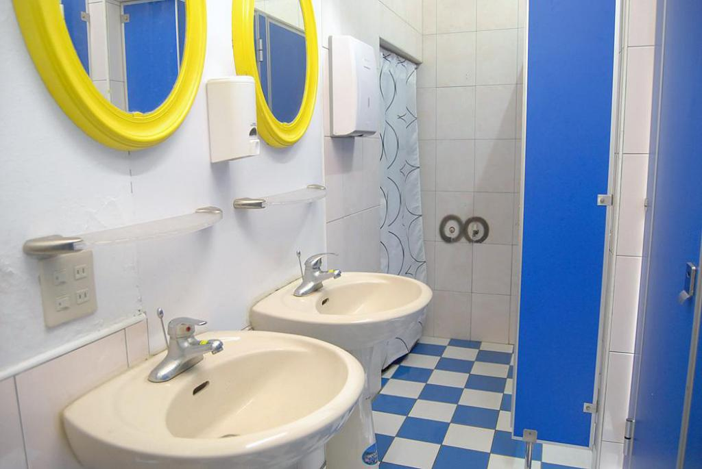 Casa de Banho Kaohsiung Siziwan - Happy cape 2 Bed in 10-Bed Dormitory with Shared Bathroom (Mixed)