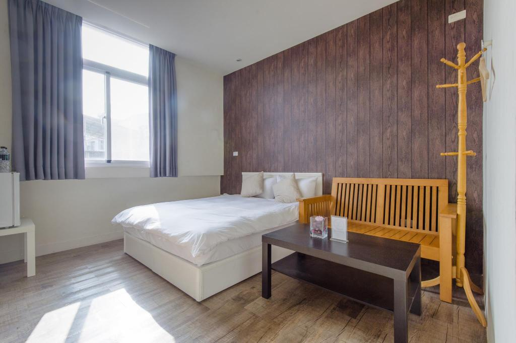 Interieur Kaohsiung Siziwan - Sapu house Double Room Hot Deal