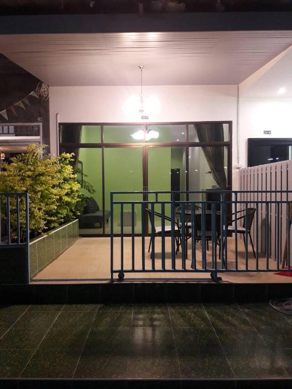 Balcony And Bedroom Koh Samed