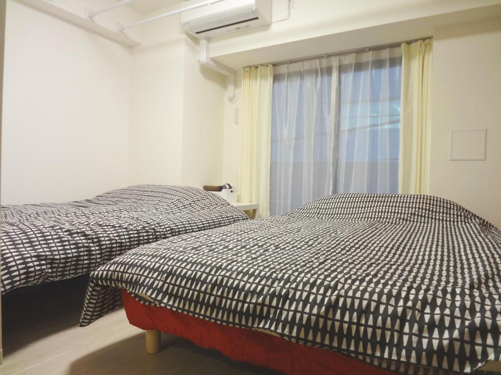 Bed KM Apartment in Ueno 7-1
