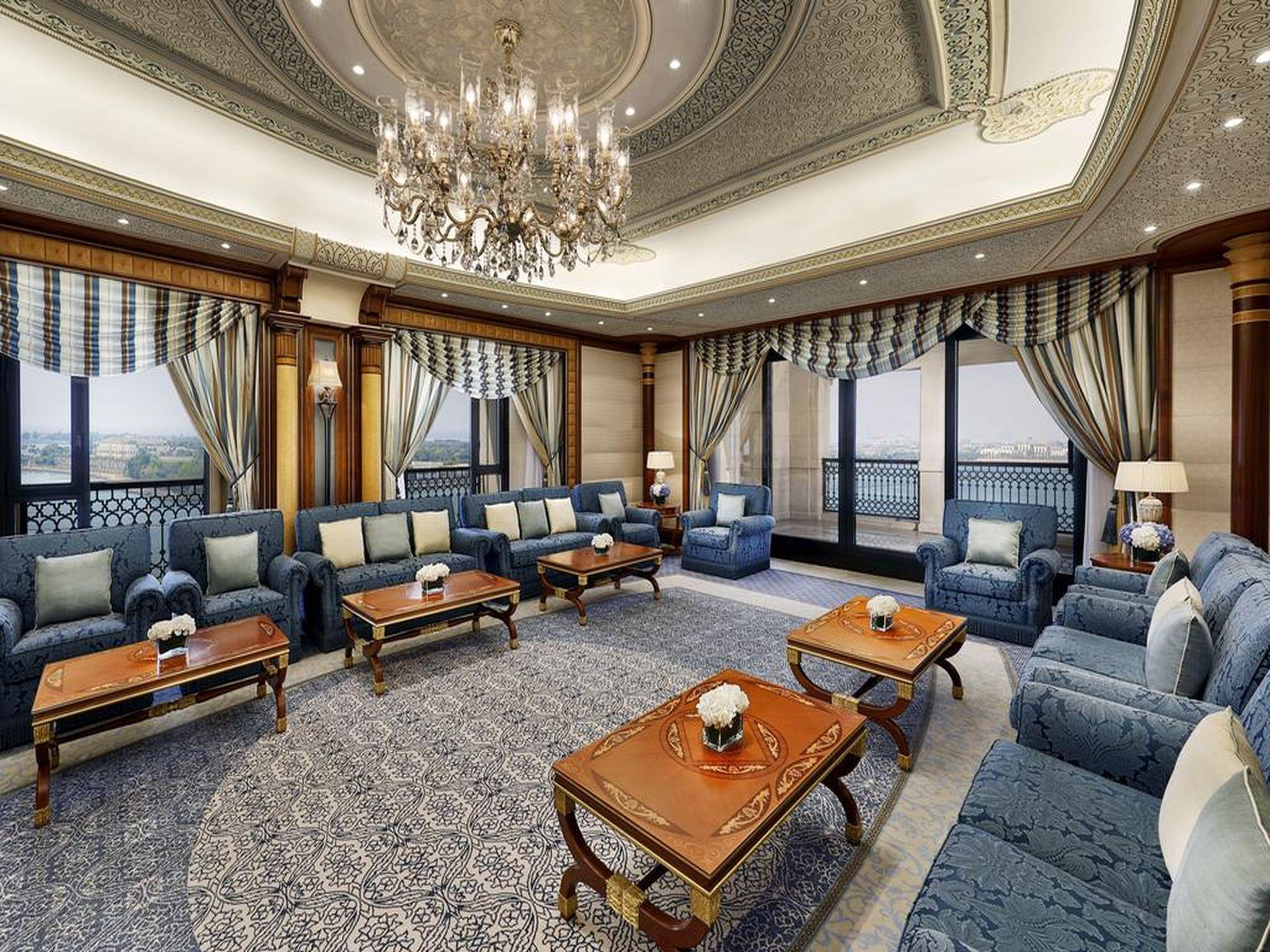 Royal Suite, Club lounge access, 1 Bedroom Suite, 1 King