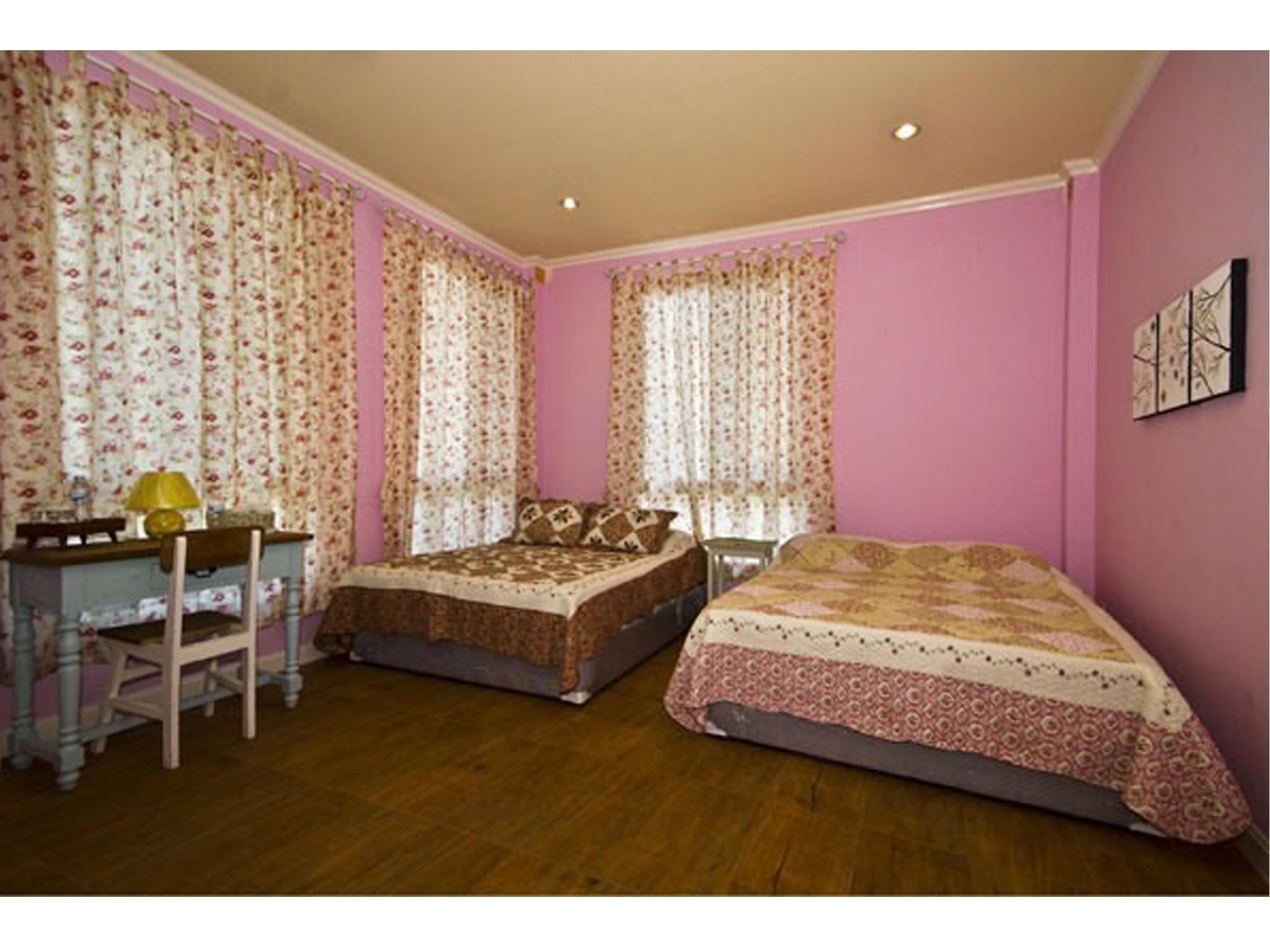Quarto Famille com 2 camas Queen-size (Famille Room with 2 Queen Beds)