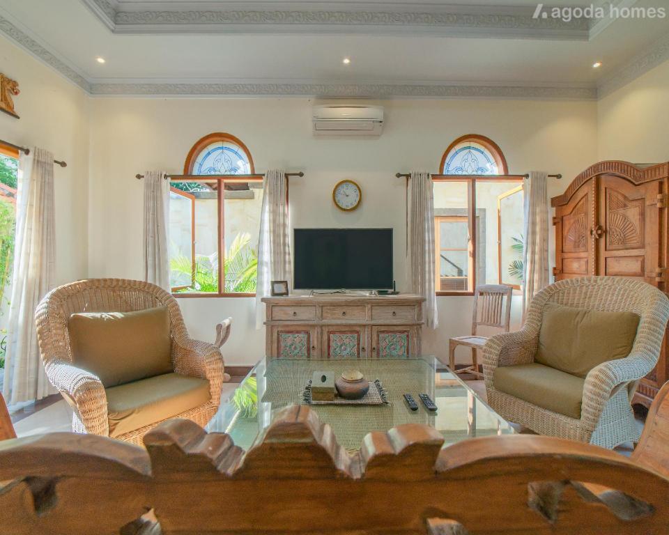 Agoda Big Pineapple Villa 3 Bedroom Best Prices For Bali
