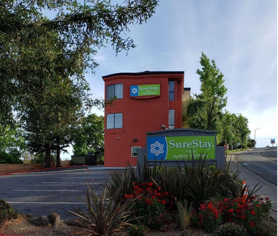 SureStay Hotel by Best Western Vallejo Napa Valley