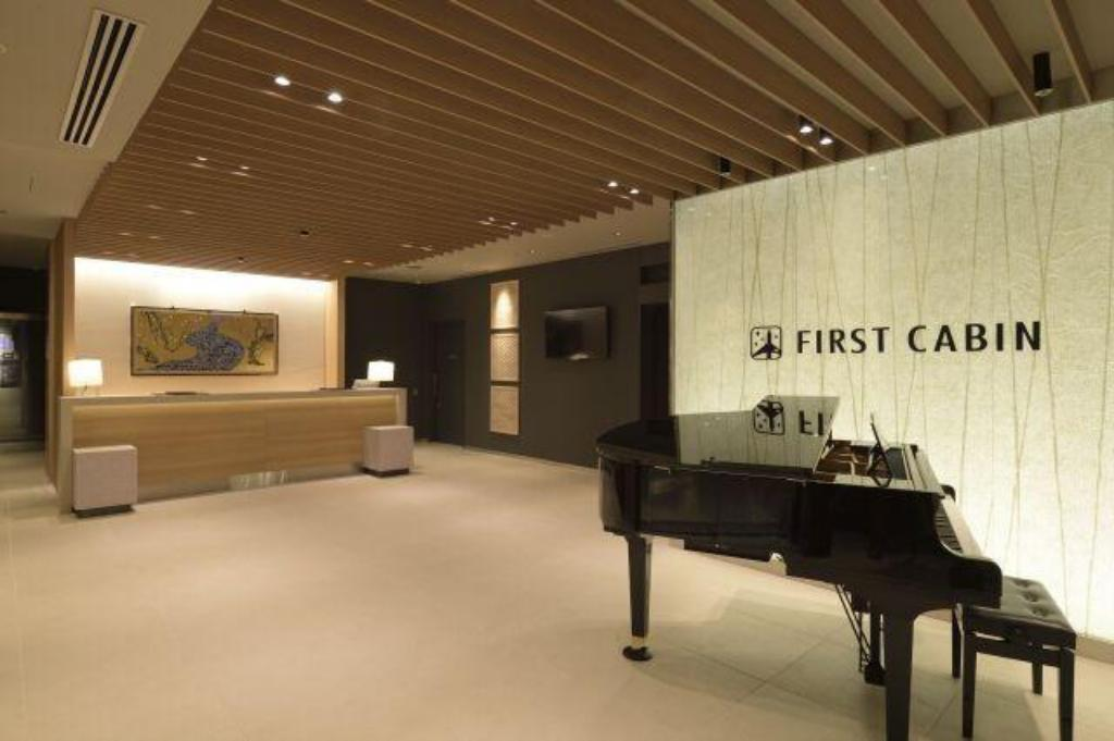 Lobby First Cabin Kansai Airport