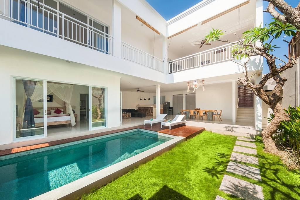 18min walk to the beach,3BR Villa3 Seminyak/Oberoi