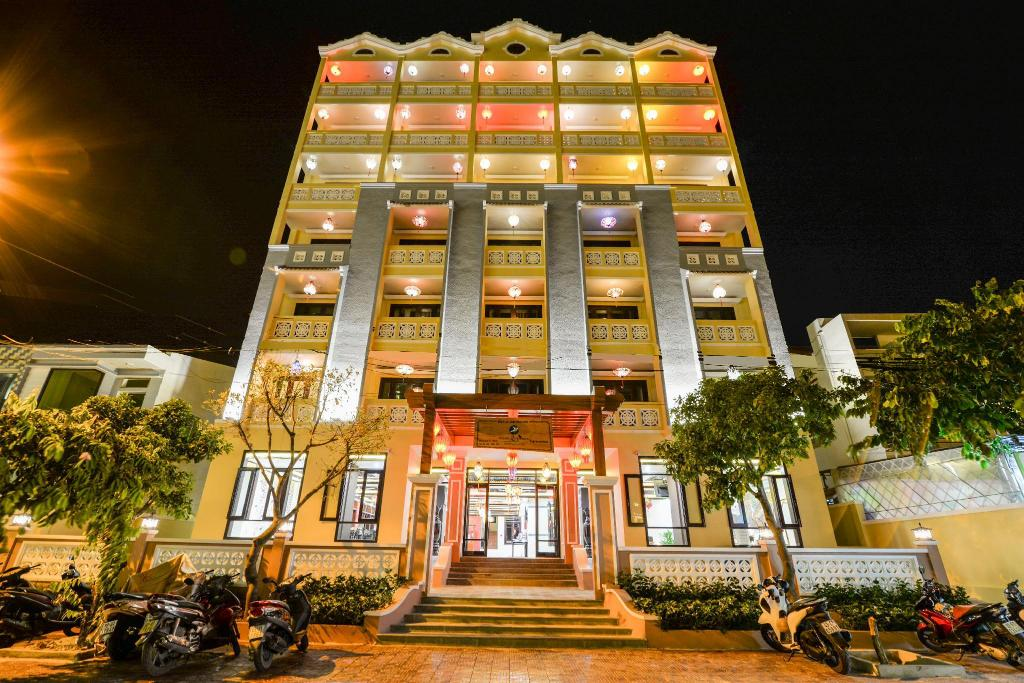 Khách sạn Boutique River Green Hội An (Hoi An River Green Boutique