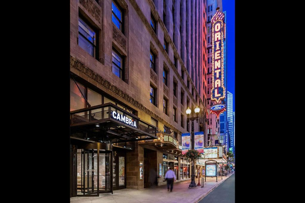 More about Cambria hotel & suites Chicago Loop - Theatre District