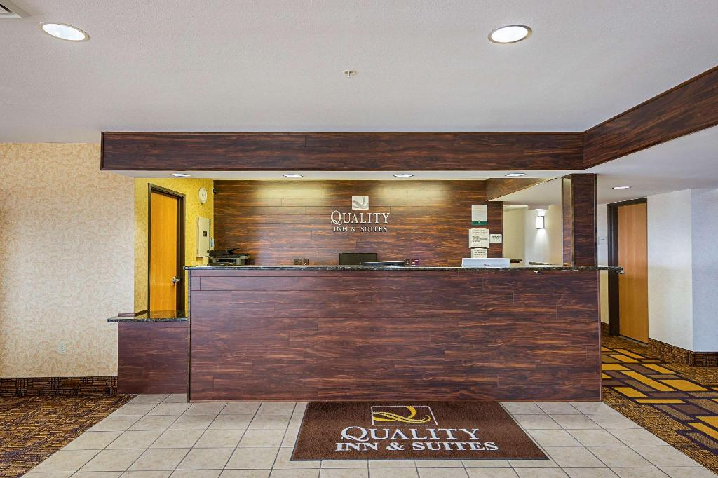 Előcsarnok Quality Inn & Suites