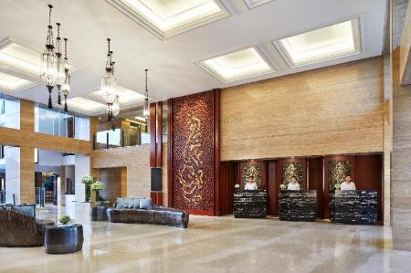 Lobi Fairfield by Marriott Bali Legian