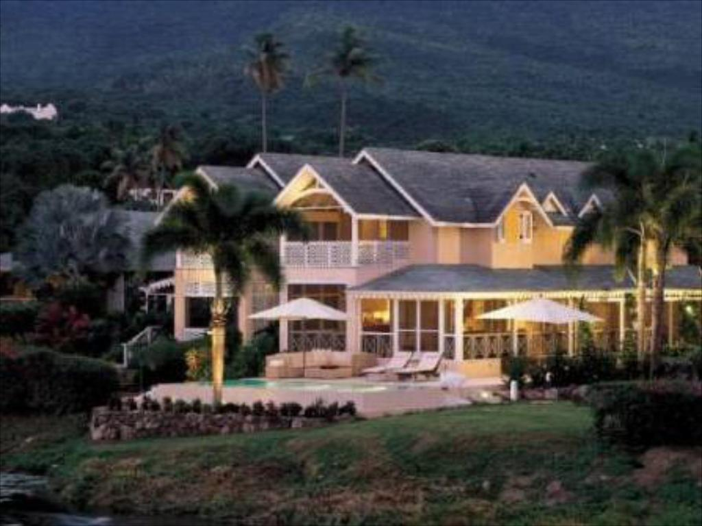 Four Seasons Resort Nevis West Indies — lisätiedot