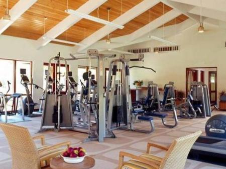 Fitness center Rosewood Little Dix Bay