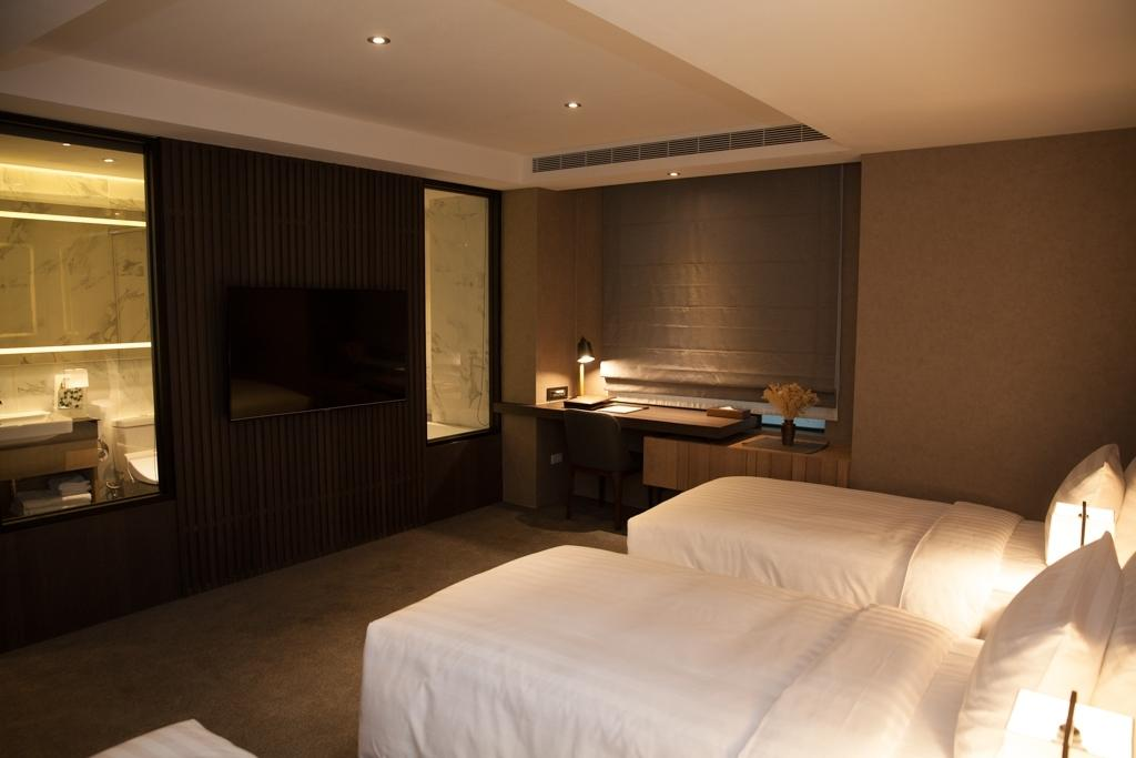 奢華三人房 (Luxury Triple Room)