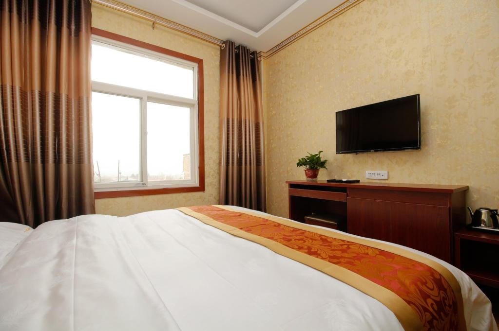 Стандартна стая кинг - Легло One Meter Sunshine Xi'an Xianyang International Airport Inn