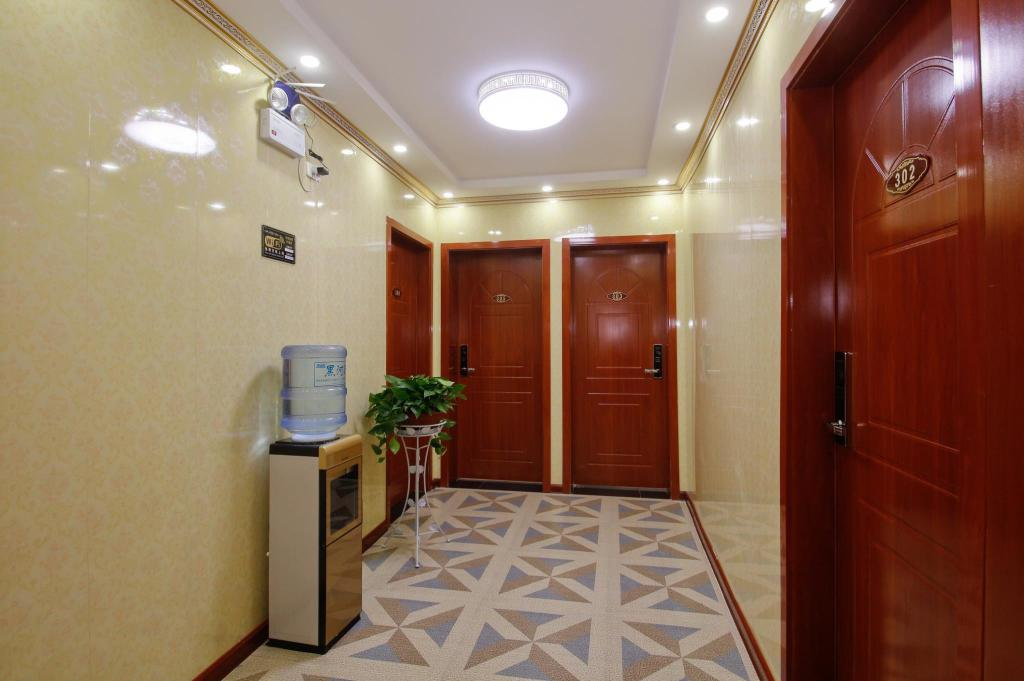 Интериор на хотела One Meter Sunshine Xi'an Xianyang International Airport Inn