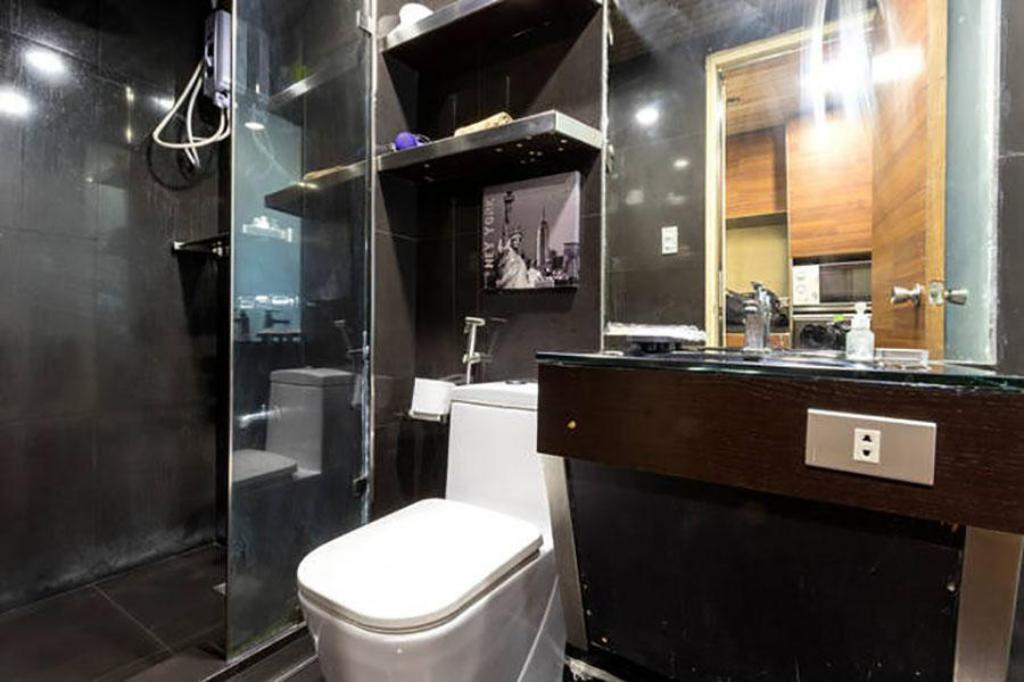 Bathroom Boutique rooms in Condo Hotel (8)