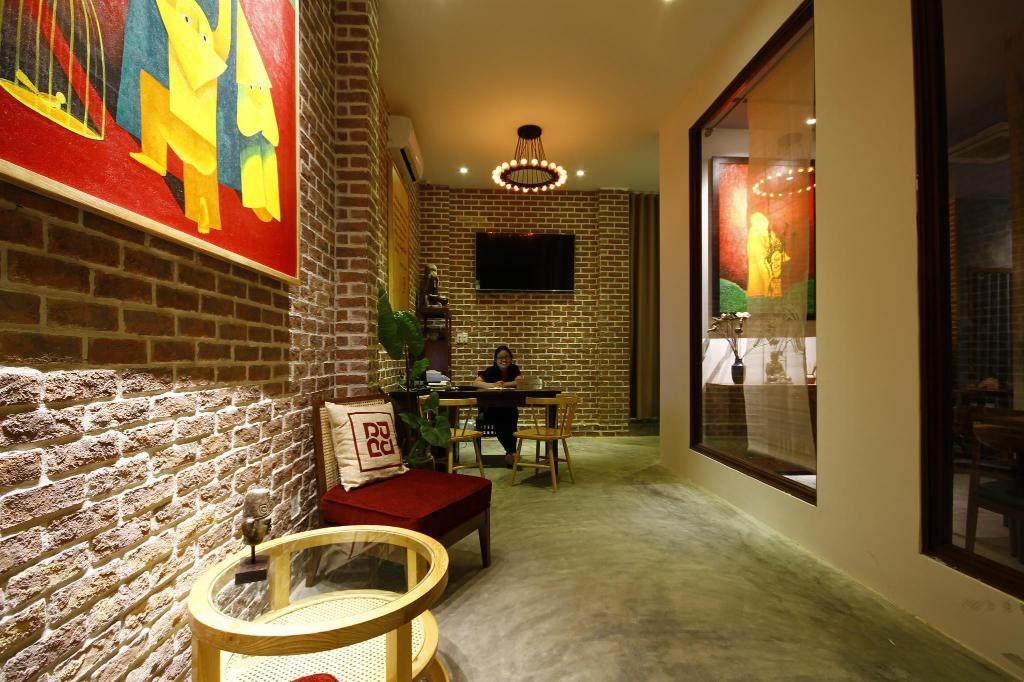 Vista Interior Danang Moment - Boutique Serviced Apartment