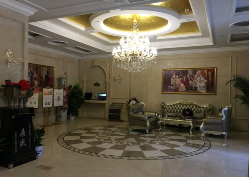 Lobby Vienna Classic hotel Nanchang Jiefang West Road Branch