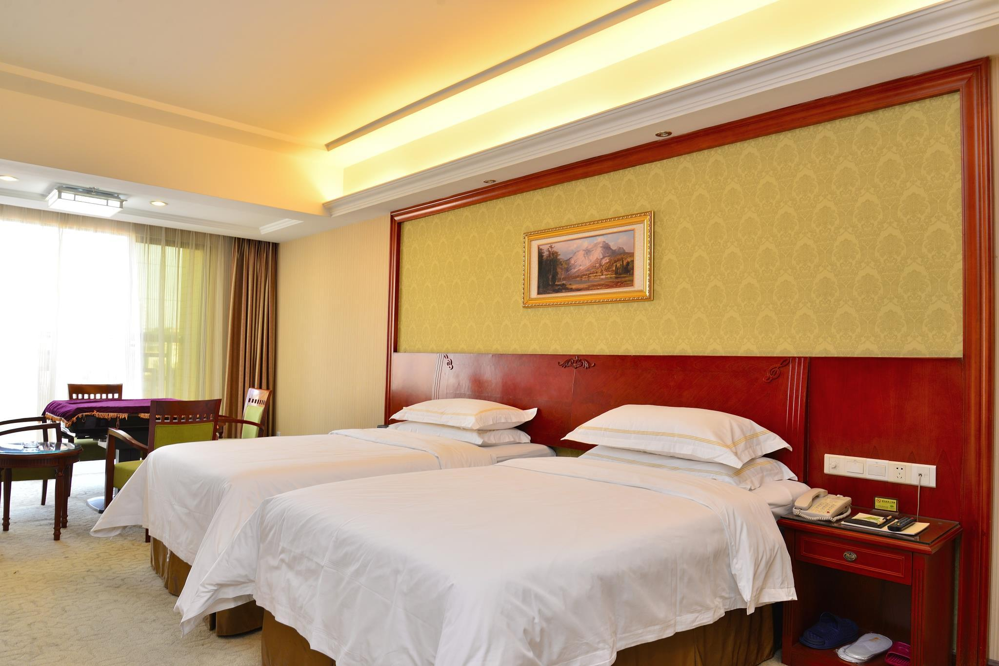 Executive twinkamer (2 aparte bedden) (Executive Twin Room)