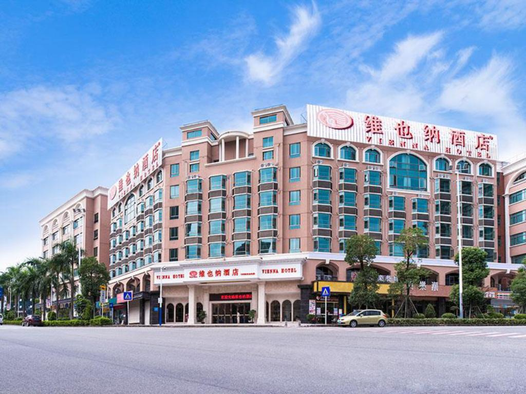 Vienna Hotel Shenzhen Dalang Clothing Base Branch