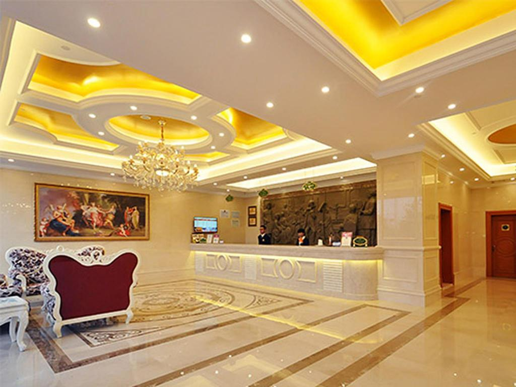 Vstupní hala Vienna Hotel Nanjing Luhe District Government (Vienna Hotel Nanjing Luhe District Government Longchi Subway Station Branch)